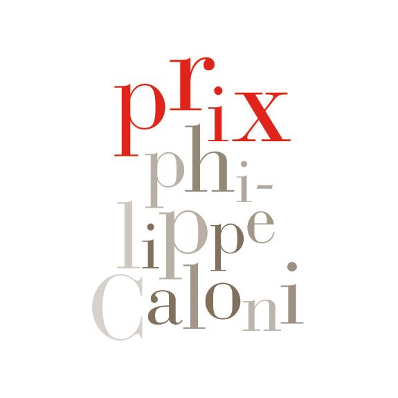 PRIX PHILIPPE CALONI_LOGO_IDENTITÉ