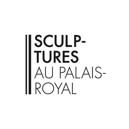 SCULPTURE AU PALAIS ROYAL_LOGO